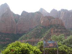 Park Family Insurance > Blog Kolob Canyon, Zion National Park