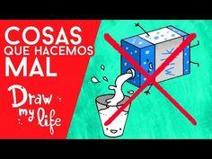 COSAS QUE HACEMOS MAL - Drawing Things - VER VÍDEO -> http://quehubocolombia.com/cosas-que-hacemos-mal-drawing-things    ¡Hay muchas cosas que hacemos mal a lo largo del día y ni siquiera somos conscientes! Desde hacer caca hasta pelar un plátano. En este Draw My Life te guiamos para que no las vuelvas a hacer mal.  Suscríbete para más vídeos:  ☟ ¡SÍGUENOS AQUÍ! ☟ ☛ Facebook: ☛ Twitter: ☛ Instagram:  Producido...