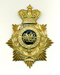 RCASC 1901-1968 - Cap and Collar badges 1901-1914From the period of 1901-1903, the cap badge worn by the corps was very similar to that wor...