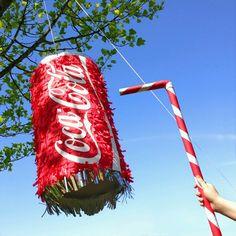 Coca-Cola Piñata