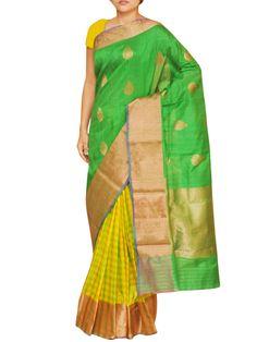Benarasi Silk from EthnicRoom.com