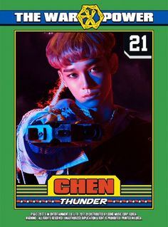 EXO • The War • The Power of music • Chen