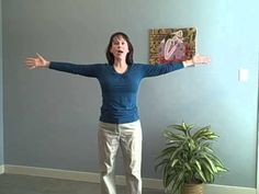 Eden Energy Medicine practitioner Carey Phillips demonstrates The Celtic Weave, the sixth exercise in The Daily Energy Routine series. The Celtic Weave Pulses your auric energies outward and strengthens them. Connects  all your energies together so they operate as a single web.    For Exercise 6, The Celtic Weave:  1. Stand tall, hands on thighs. Breathe deeply, in through the nose and out through the mouth throughout.  2. Rub hands together, shake them off face palms, and try to feel the…