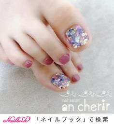 Beautiful Marble Toe Nail Designs To Wear For Autumn & Winter Feet Nail Design, Toe Nail Designs, Fall Nail Designs, Pedicure Designs, Toe Nail Color, Toe Nail Art, Nail Colors, Opal Nails, Nail Design Spring