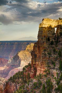 Angel's Window by Rob Rauchwerger,Grand Canyon National Park, Arizona