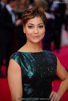 Cush Jumbo Olivier Awards 2014 held at the Royal Opera House http://icelebz.com/events/olivier_awards_2014_held_at_the_royal_opera_house/photo17.html