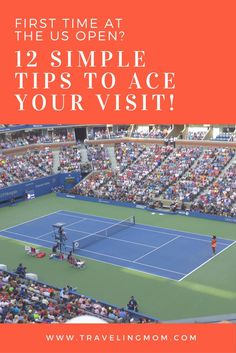 The US Open is one of the most exciting annual events in NYC. It can also be one of the most exhausting. Here are some pointers to help you avoid disaster! Travel With Kids, Family Travel, Travel Photos, Travel Tips, Tennis Open, Us Open, Road Trip Hacks, United States Travel, Holiday Travel