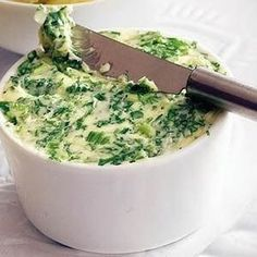 // great recipe for making garlic butter. Dutch Recipes, Great Recipes, Cooking Recipes, Favorite Recipes, Healthy Recipes, Delicious Recipes, Tapas, I Love Food, Good Food