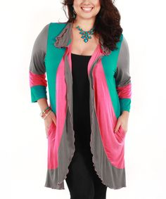 Look at this Aster Plus-Size: Pink