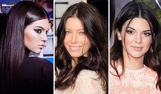 Secondo la moda capelli 2017, le more dovrebbero puntare tutto sul castano moka o espresso, una tinta fredda e scura, destinare a diventare uno dei trend colori di quest'anno.