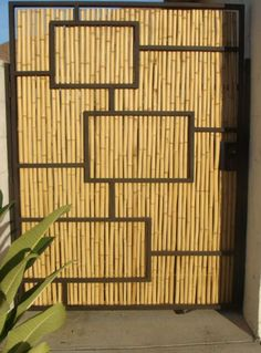 Buy Bamboo Fencing And Rolled Bamboo Fence Panels Sunset