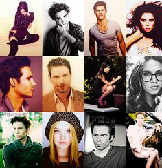 The cast of 'The Twilight Saga'. Bring life to modern romance with passion and brilliance.