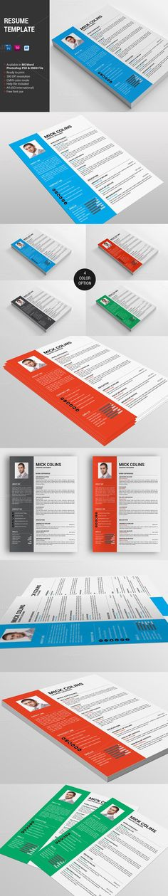 Minimal Resume Template Minimal, Resume and Resume templates - resume templates website