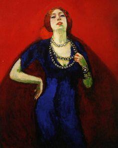 Kees Van Dongen – peintre français (1877-1968) – Eléments biographiques et…