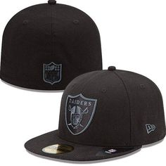 online retailer 162cf 9cd84 Oakland Raiders Hat, Raiders Baby, Raiders Football, Football Gear, 59fifty  Hats,