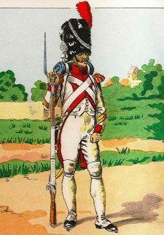 France - Infanterie - Grenadiers Hollandais de la Garde