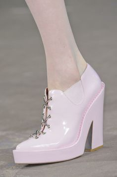 Alexander Wang spring 2014 #shoes #nyfw