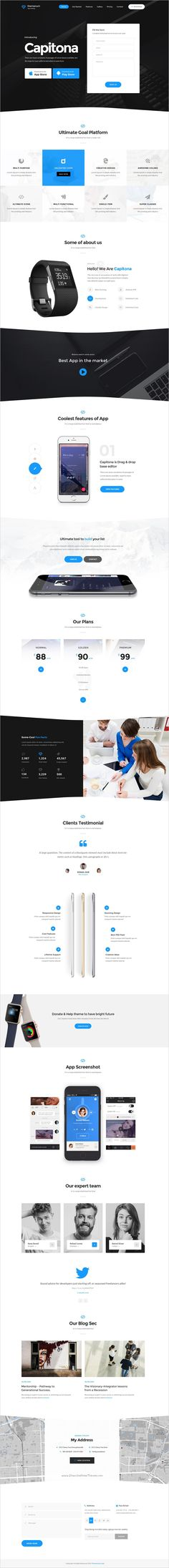Themenum is a wonderful 6 in 1 #Bootstrap #onepge landing page #template for app startups website download now➯ https://themeforest.net/item/themenum-multipurpose-app-showcase-responsive-html-template/17184042?ref=Datasata