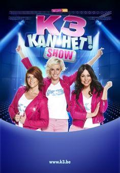 K3 - K3 KAN HET ! - SHOW (Vlaanderen) | Studio 100 Tickets