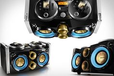 Philips Mini DJ System -- interesting.... can't be as good as DJAY -- but interesting nonetheless