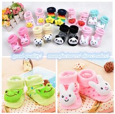 Baby Anti Slip Newborn 0-12 Month Cotton Lovely Cute Shoes Animal Cartoon Slippers Boots Boy Girl Unisex Skid Socks BW01♦️ SMS - F A S H I O N 💢👉🏿 http://www.sms.hr/products/baby-anti-slip-newborn-0-12-month-cotton-lovely-cute-shoes-animal-cartoon-slippers-boots-boy-girl-unisex-skid-socks-bw01/ US $1.28