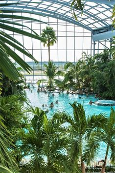 Bucharest relaxing mood at Therme Travel Ideas, Travel Photos, Travel Inspiration, Beautiful Park, Beautiful Places, Stuff To Do, Things To Do, Smell Of Rain, Romania Travel