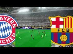 Gols do jogo Barcelona 3 x 2 Bayern desta terça-feira 12-05-2015 | NoticiaBR.com