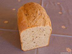 Pan con premezclas del lidl de pipas