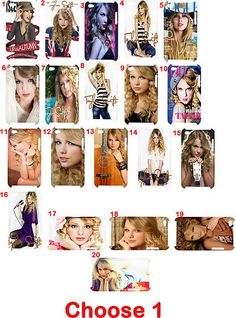 taylor swift jumble iphone case
