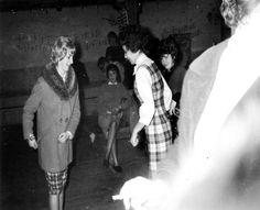York-area teen dance hall called the Shady Dell (1950s)