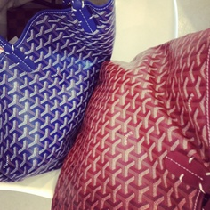 For the love of Goyard's St. Louis