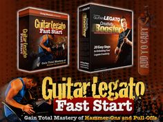 Guitar legato fast start – master hammer-ons and pull-offs. I need to be completely upfront with you here. What you're about to read about is definitely not for everyone. (In fact, there's a lot of guitarists who won't need to learn about what's on this page). If you feel that you fall into one of the above categories, then I invite you to invest a few minutes reading this page carefully. It could help you a lot...