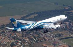 إحجز تذاكر الطيران العماني عبر الإنترنت بأسعار أدنى من قبل رحلات .كوم تقدم خيارات الحجز السهلة مثل الدفع على أقساط، كي نت، كاش يو، توفر المزيد على وجهاتك المفضلة إحجز الآن !! #OmanAir #Airlines #MiddleEast #Rehlat