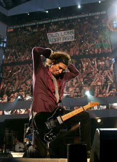 Keith rocking it