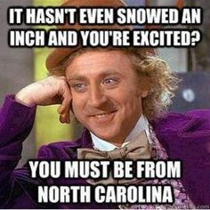 only in NC