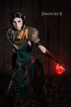 Dragon Age - Merrill by Lina (LuckyStrike) - Album on Imgur