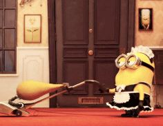 16 Adorably Funny Minion Gifs | WeKnowMemes