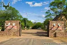 KNP - Olifants - Entrance Gate