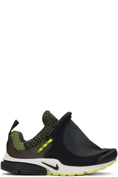 9d67ddebc Comme des Garçons Homme Plus - Black Nike Edition Air Presto Foot Tent Sneakers  Sneakers Nike
