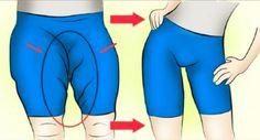 Découvrez comment affiner l'intérieur de vos cuisses avec ces quelques exercices ! - 100% féminin