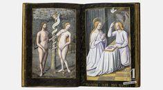 Libro de horas de Enrique IV de Francia y III de Navarra Bibliothèque nationale de France