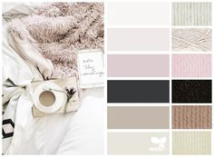 Yarn Palette: Comfort Tones - Crafting with Cat Hair