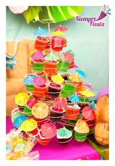 1000 images about ideas fiesta hawaiana on pinterest hawaiian luau luau cakes and luau birthday - Fiesta hawaiana ideas decoracion ...