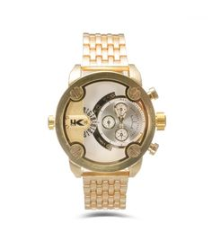 Yaki Mens Analog Quartz Wrist Watch HT3130
