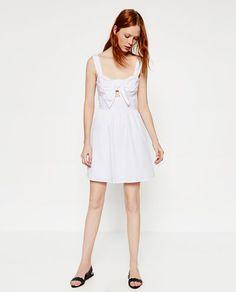 POPLIN DRESS-View All-DRESSES-WOMAN-SALE | ZARA United States