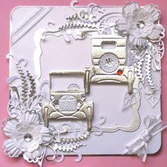 Wedding Cars - Card