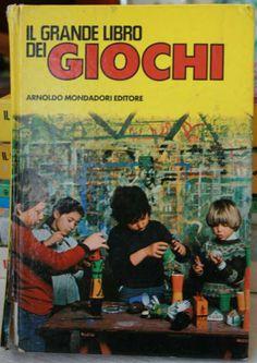 Il Grande Libro dei Giochi - Arnoldo Mondadori
