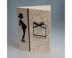 Handmade Maternity Leave Card Iris Folding, Friendship Cards, Baby Cards, Homemade Cards, Pregnancy, Hobbies, Card Making, Maternity, Clock