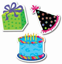 Pp Happy Birthday Mini Cut Outs $2.99