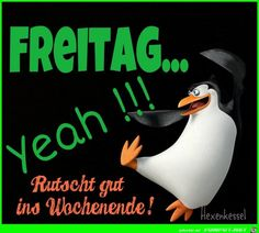 schönes Wochenende :)